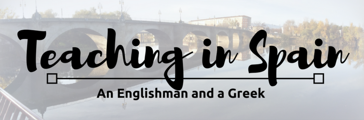 Teaching in Spain: An Englishman and a Greek
